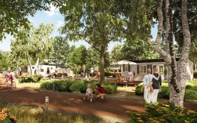 Recreatiepark Duinlust Kaatsheuvel - BINT architecten