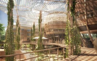Coral Triangle Center Bali - BINT architecten