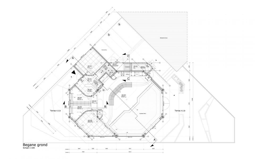 Duikcentrum-Zandvoort-tekening-plgr-begane-grond