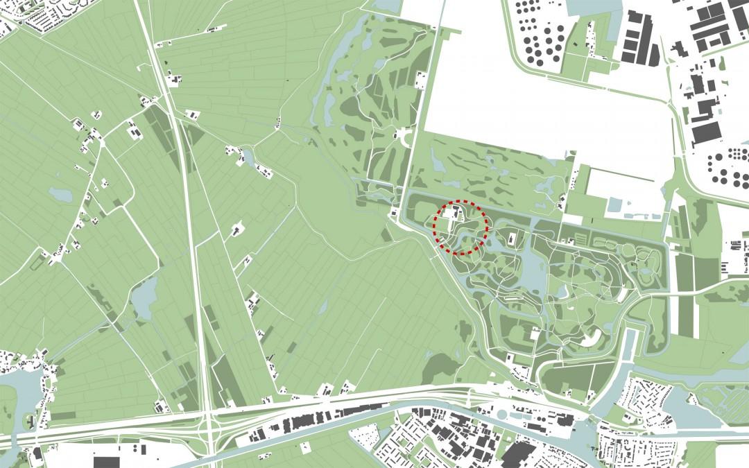 KDV-BSO_Halfweg_omgevingskaart