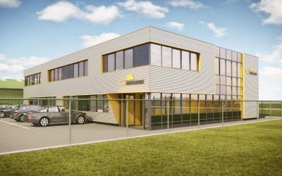 Kantoor Mourik Vlissingen Nieuwdorp - BINT architecten