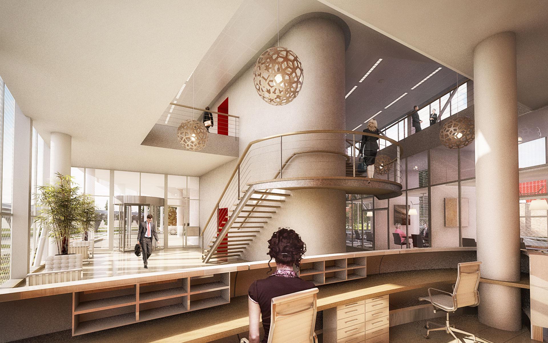 Artdepot Kantoor Rijswijk - BINT architecten
