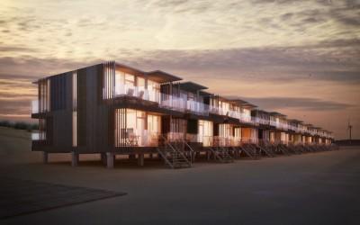 Luxe Strandhuizen Hoek van Holland - BINT architecten