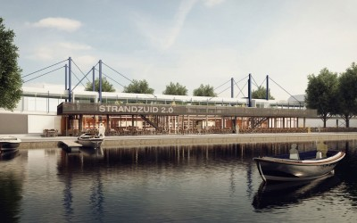 Horecapaviljoen Strandzuid 2.0 - BINT architecten