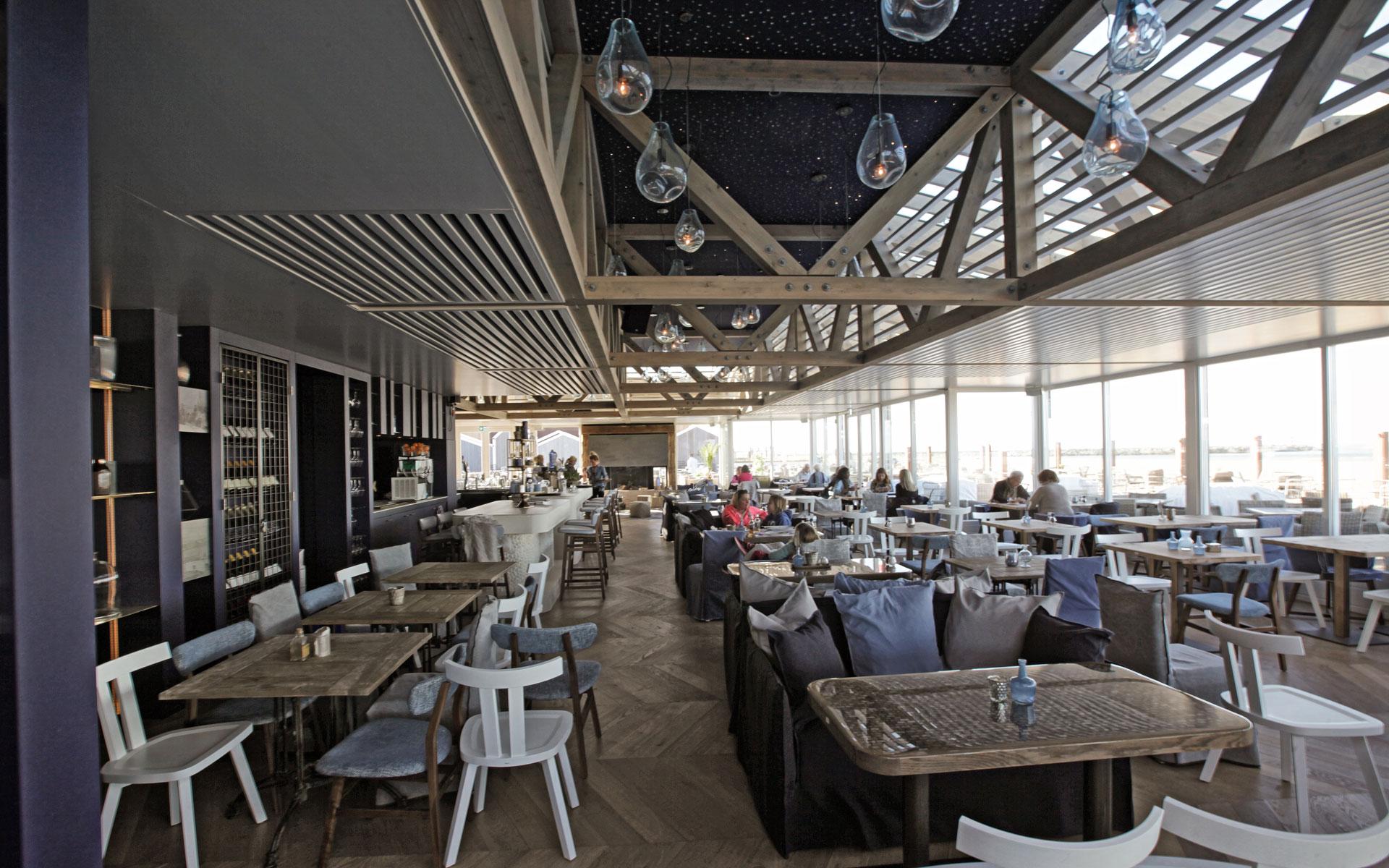 Paviljoen Waterreus Scheveningen - BINT architecten