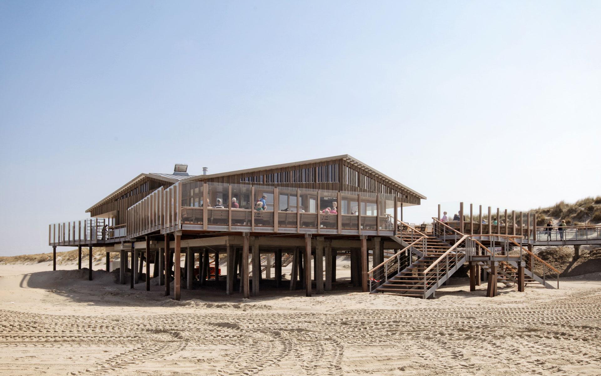 Paviljoen Sjoerd Ameland - BINT architecten