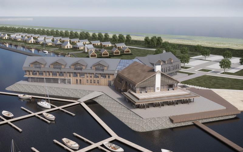 Positief vooroverleg welstand voor Waterrijk Oesterdam