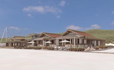 Sports at Sea & Deining Castricum - BINT architecten