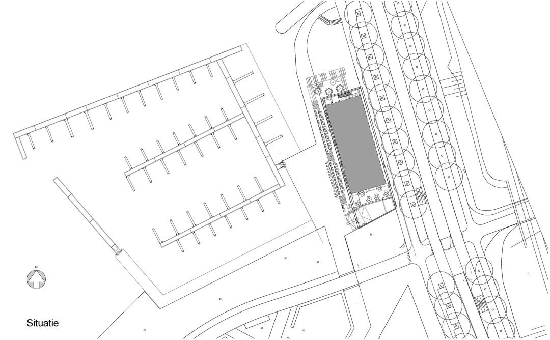 BINT - Stadshavengebouw - 99-00 - situatie