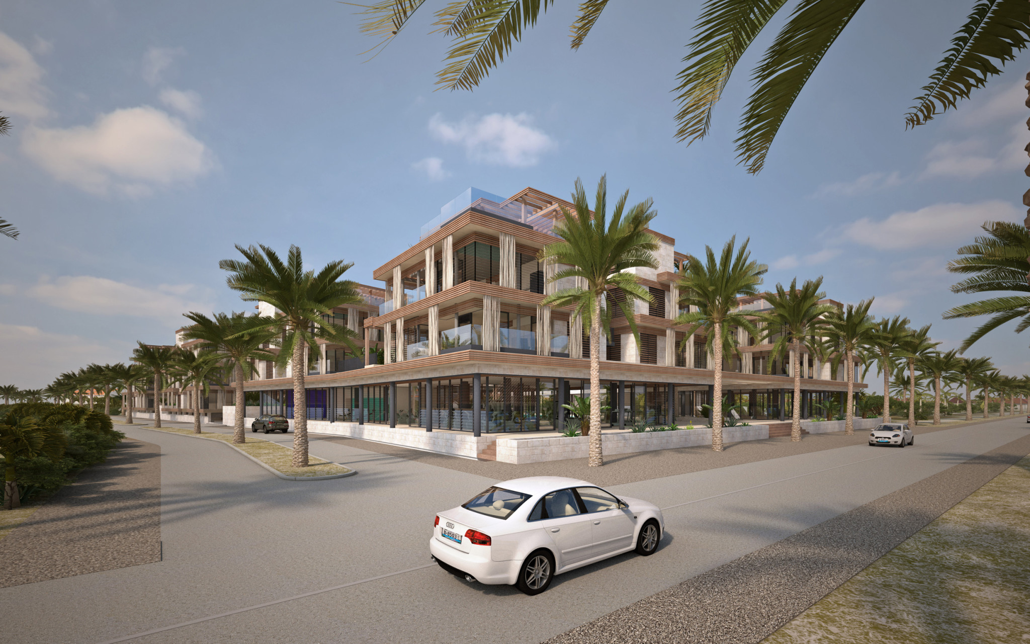 Kings Beach Bonaire - BINT architecten